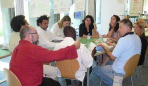 1st meeting of the Steering Committee, June 2007