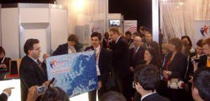 Telecentre-Europe launch in Vienna, Dec 2008