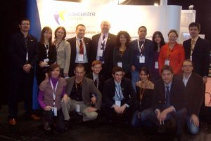 Telecentre-Europe launch in Vienna, 2008