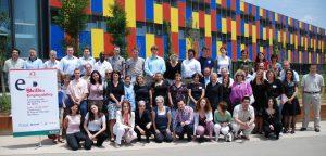 1st meeting in Barcelona, June 2007