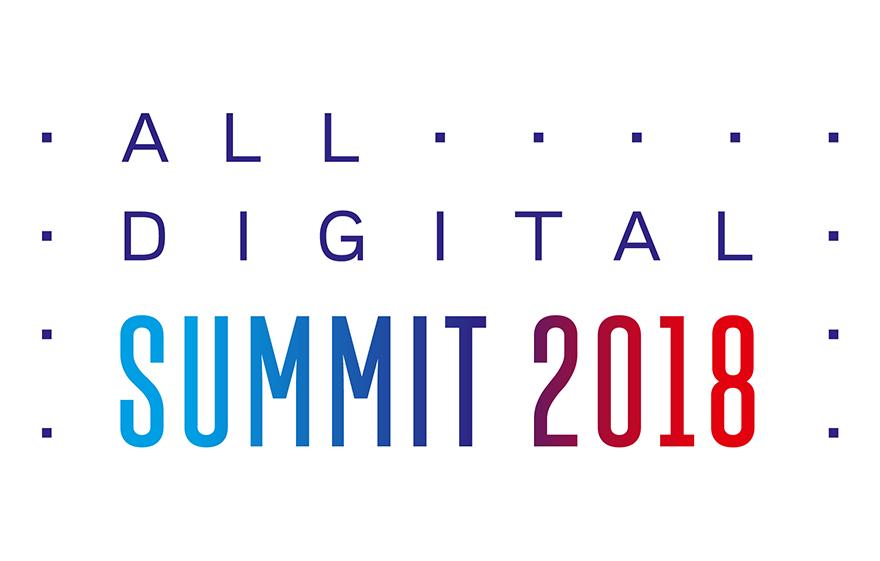 Register for ALL DIGITAL Summit 2018! • ALL DIGITAL