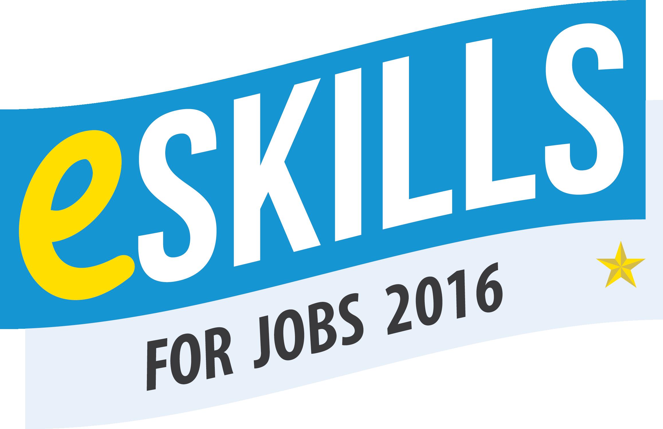 eSkills for Jobs campaign logo