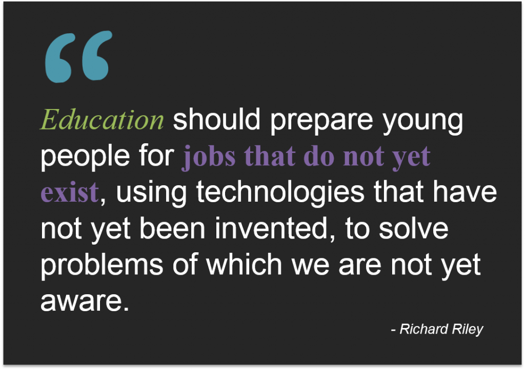 Quote About Education Simple RichardRileyquoteoneducation48x48 ALL DIGITAL
