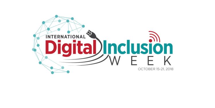 Digital Inclusion Week 2018 • ALL DIGITAL