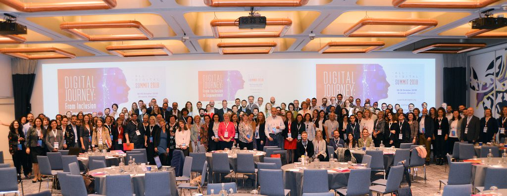 DIGITAL JOURNEYS AT ALL DIGITAL SUMMIT 2018