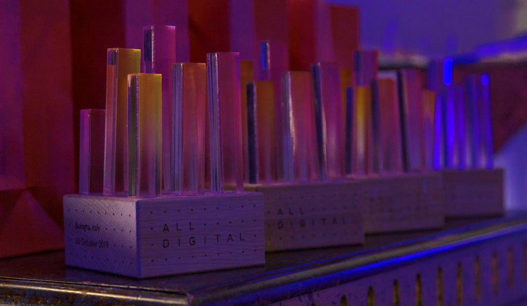 MEET ALL DIGITAL AWARDS 2019 WINNERS