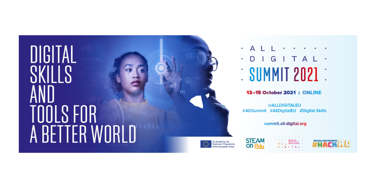 What happened at the ALL DIGITAL Summit 2021?